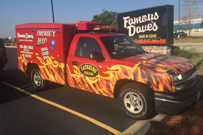 Famous Dave's Addison IL: BBQ Restaurant | Award Winning Ribs - addison