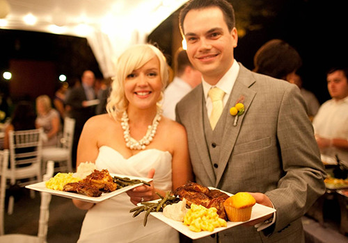 Wedding Catering in Chicago: Award-Winning BBQ | Famous Dave's - catering-callout-wedding